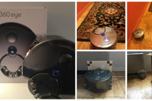 7 Features I love About The Dyson 360 Eye Robotic Vacuum  @Dyson