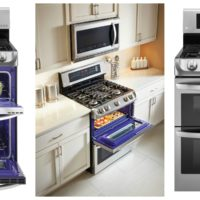 The  ProBake Double Oven Makes Prepping for the Holidays a Snap @BestBuy @LGUS #ad