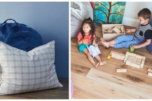 Brentwood Lounger and Pillows Perfect for Your Child's Room and Holiday Gift Giving  @BrentwoodHomeLA