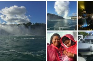 Ride the Hornblower Niagara Cruise to Get Up Close and Personal to Niagara Falls @NFallsTourism