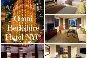 Omni Berkshire Place Holiday Packages Offers The Ultimate in NYC Luxury @OmniBerkshire @OmniHotels