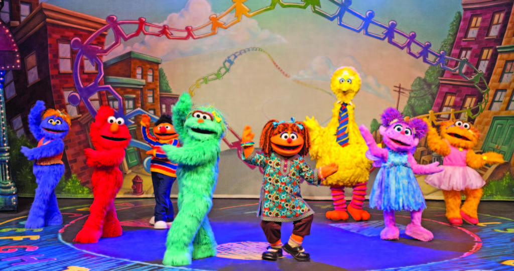 Discount Ticket Offer: Sesame Street Live playing at the Theater at MSG February 16th – the 26th