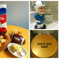 Making The Game Day Bathroom Break a Happy Experience During Your  Super Bowl Party #BathroomBreak #ad @Charmin @FebrezeFresh