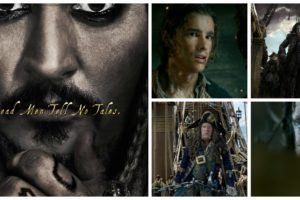 Pirates of the Caribbean: Dead Men Tell No Tales  Extended Look Now Available!!!