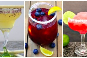 25 Margarita Recipes To Enjoy on National Margarita Day