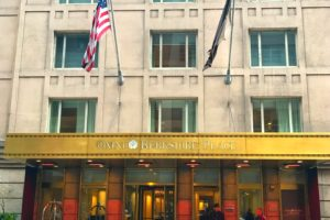 Omni Berkshire Place Hotel Offers Luxury and Comfort in the Heart of Midtown Manhattan