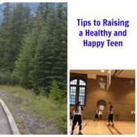 Tips to Raising a Healthy and Happy Teen  #GreatFutures #IC  #ad