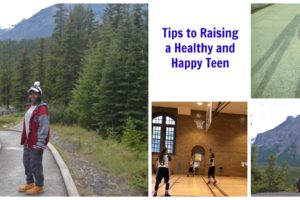 Tips to Raising a Healthy and Happy Teen