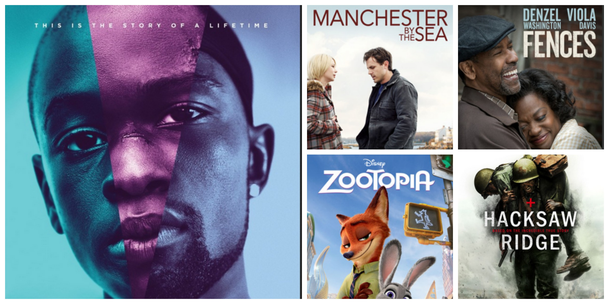Catch up with oscar nominated movies and winners on for Oscar awards winning movies