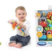 GIVEAWAY: Giraffe Themed Gift Ideas for Babies and Kids @Playgro