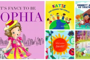 GIVEAWAY: Personalized I SEE ME Books Make the Perfect Gift @ISeeMe_Books