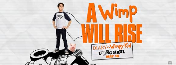 $25 Visa GC GIVEAWAY: The Diary of Wimpy Kid The Long Haul Opens This Friday #WimpyKid @WimpyKidMovie