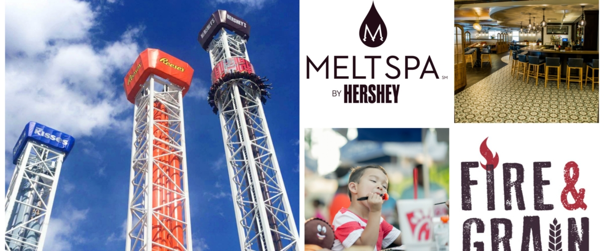 What's New in Hershey PA & HersheyPark Ticket GIVEAWAY @TheSweetestPlaceonEarth @HersheyPA #HersheyPA
