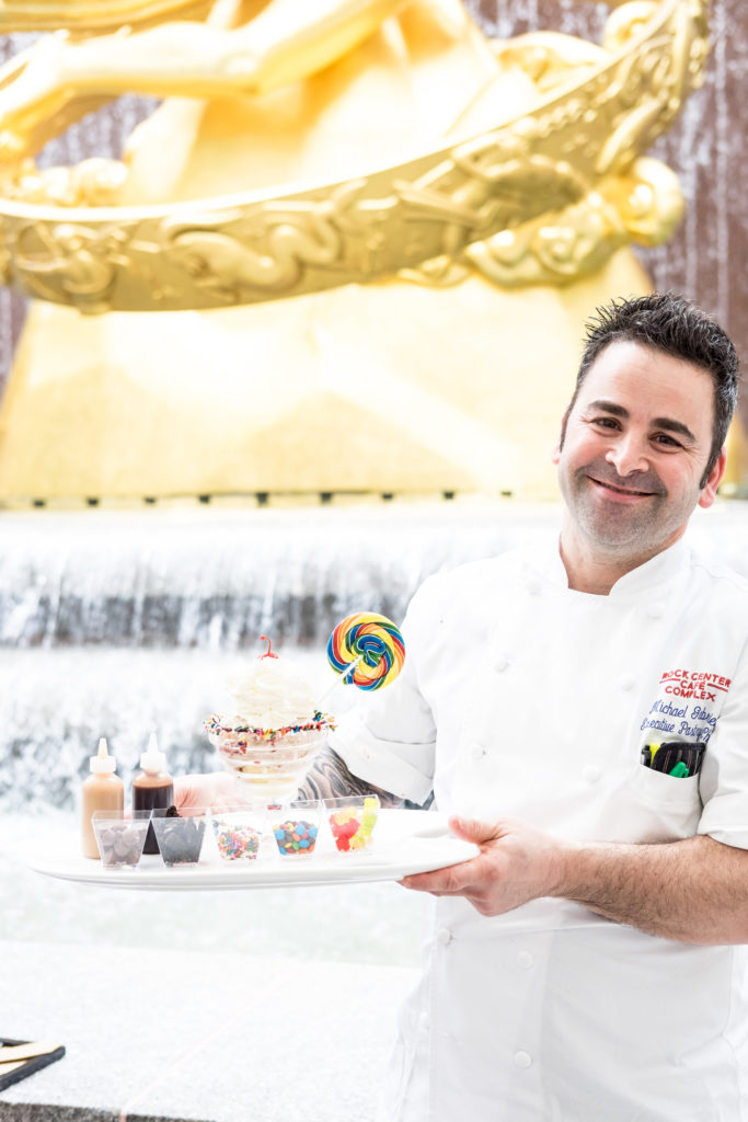 """Rock Center Pastry Chef Michael Gabriel"""