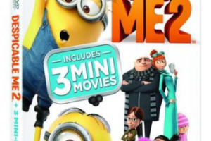 GIVEAWAY: Despicable Me 3 Now In theaters #DespicableMe3