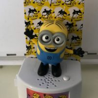 GIVEAWAY: Despicable Me 3 Thinkway Toys Mini Music-Mates & $15 iTunes Gift Card  #ThinkwayToys #DespicableMe3 #Minions #ad @DespicableMe