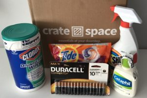 Simplify your life with Crate Space