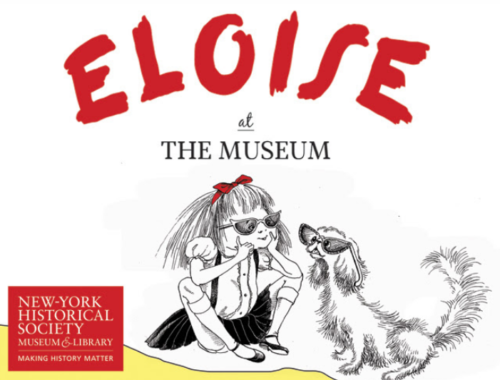 Eloise Fans will love all the Eloise Themed Events at the New York Historical Society @NYHistory