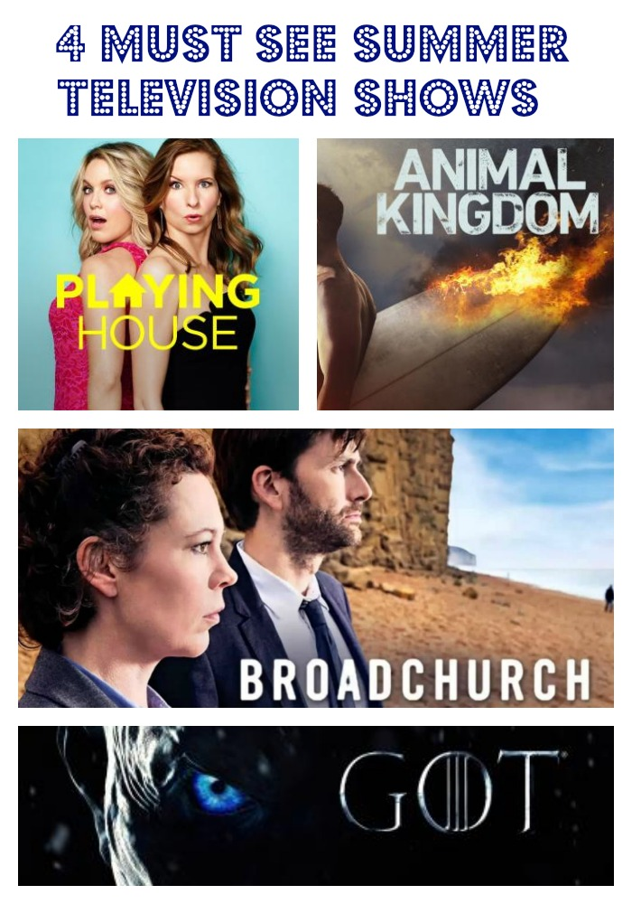 4 television shows i am looking forward to this summer
