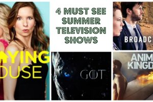 4 Television Shows  I am  Looking Forward To This Summer #FiOSNY