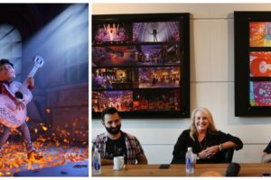 9 Interesting Behind -The- Scenes Facts From Pixar's COCO Filmmakers #PixarCocoEvent