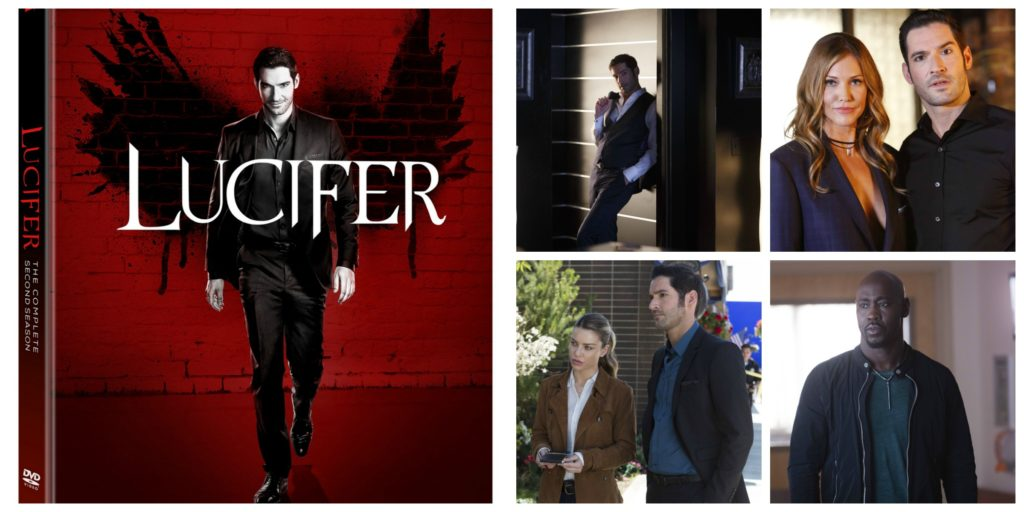 Lucifer: The Complete Second Season DVD Is Out Today! #ad #Lucifer @LuciferonFOX