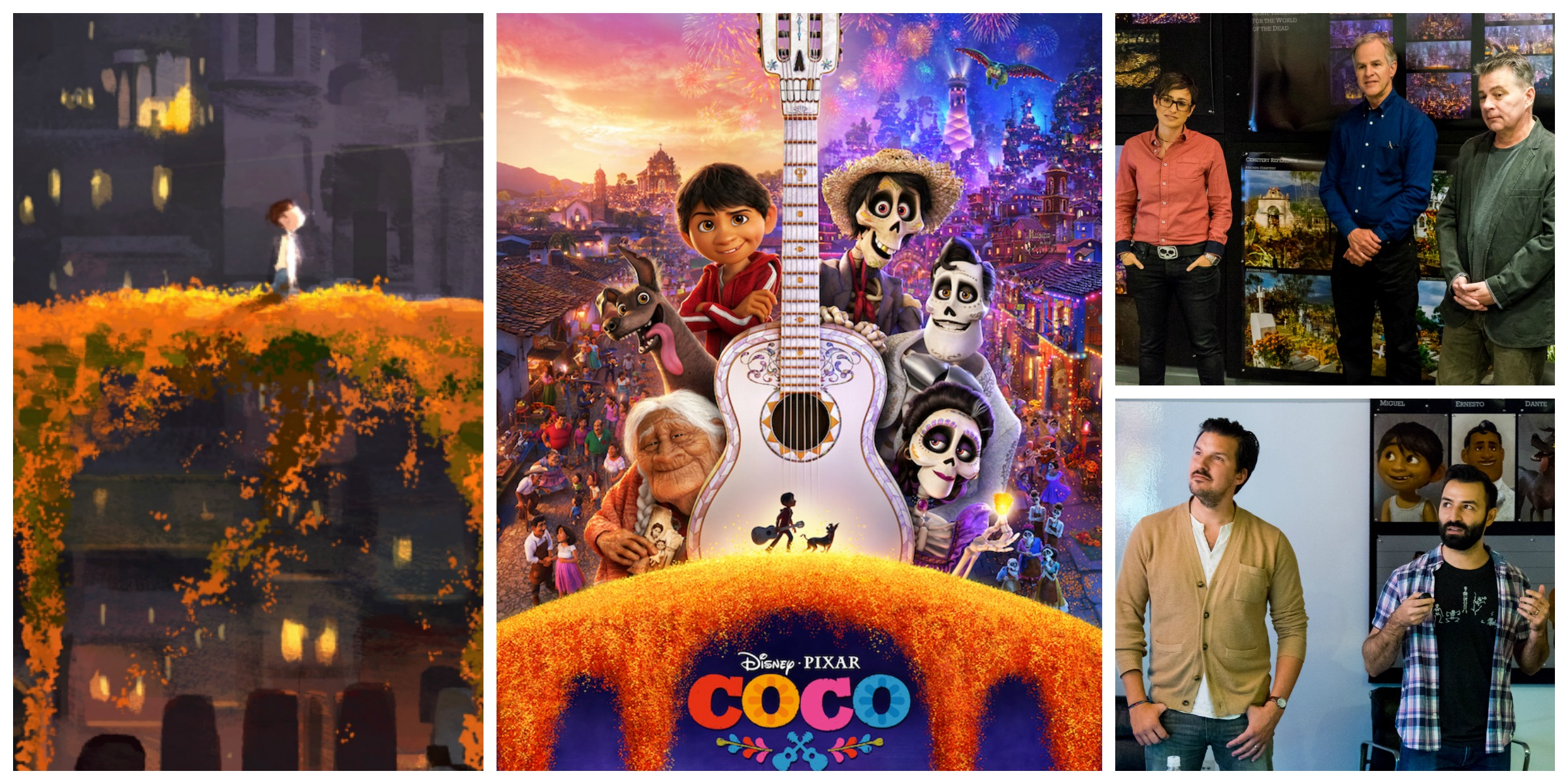 "Fun Facts About the Making of Disney Pixar COCO and the significance of ""Dia de los Muertos"" #PixarCOCOEvent @PixarCoco"