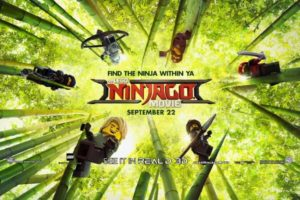 GIVEAWAY: The LEGO NINJAGO Movie arrives in Theaters September 22!