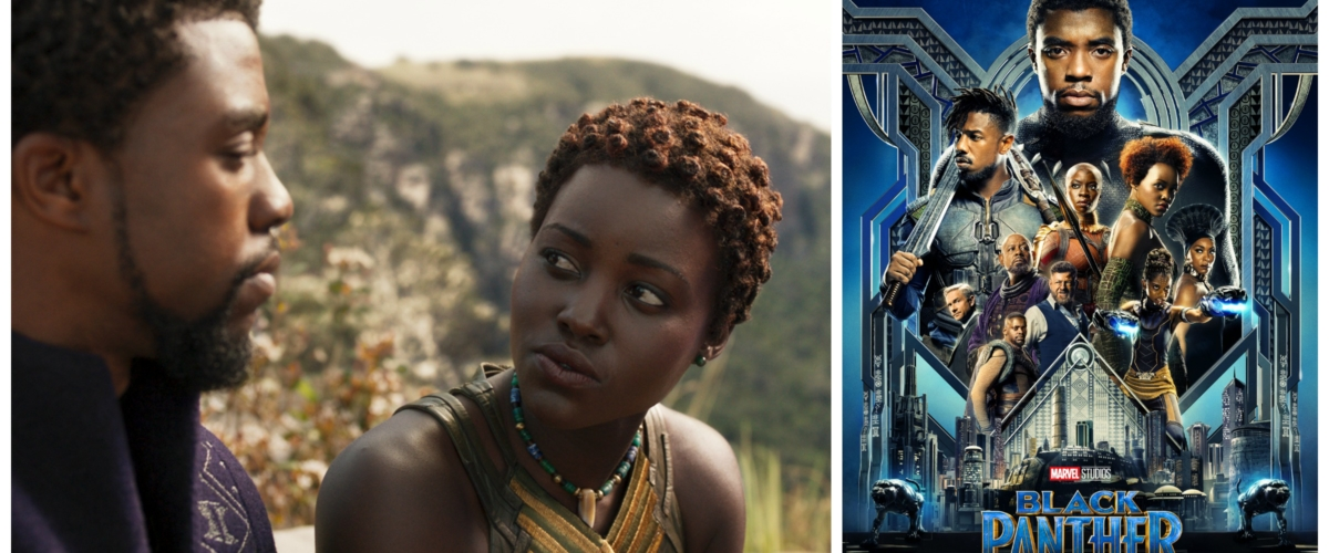 Check out the New trailer and poster for Marvel Studios' BLACK PANTHER! #BlackPanther