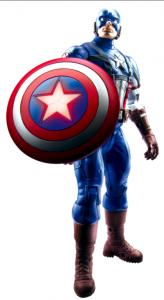 Captain America Electronic Figure