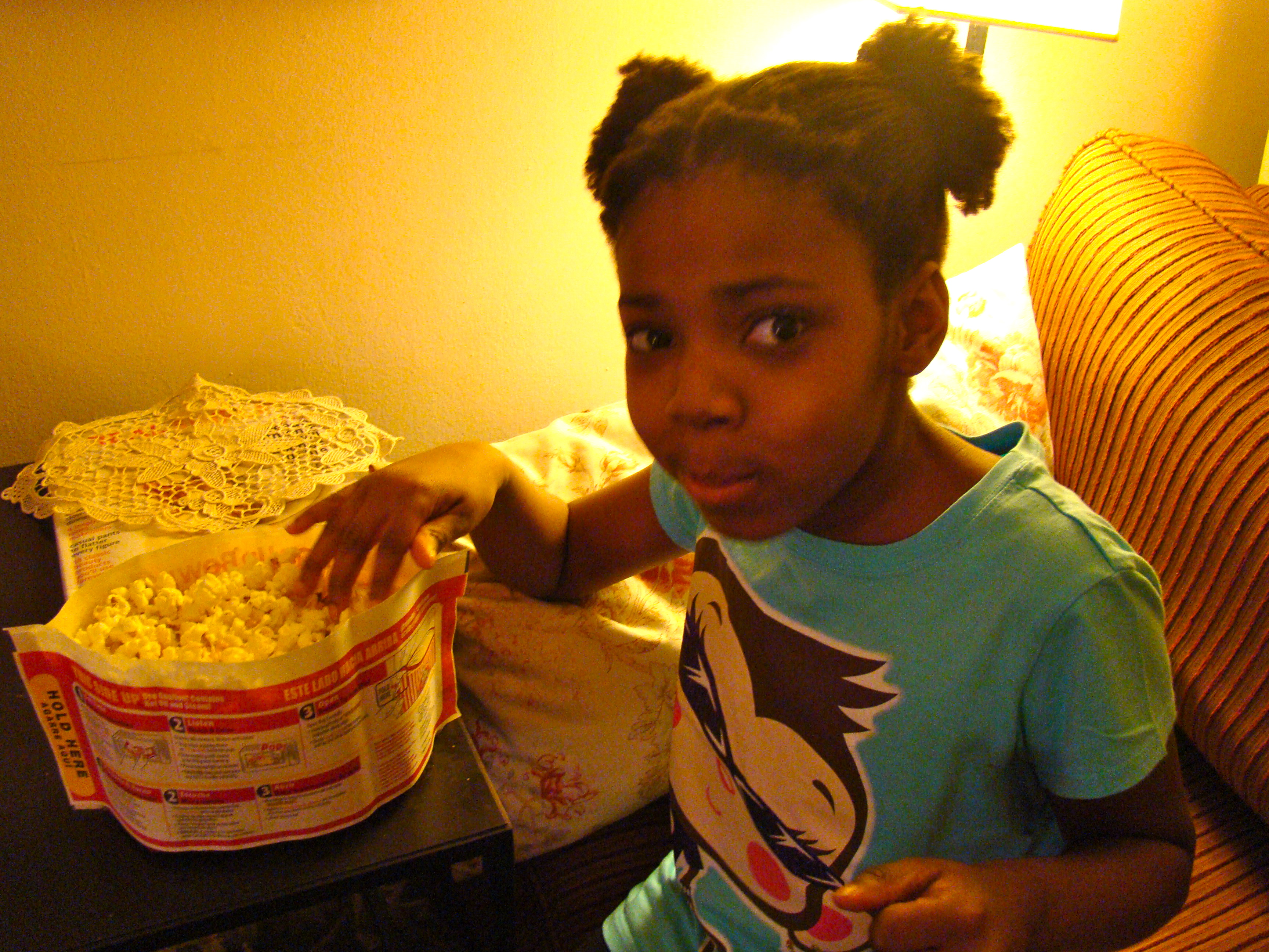 Orville Redenbacher's Pop Up Bowl Review