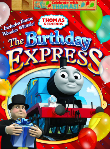 Unwrap Your Favorite Episodes With This Special Thomas Friends Collection The Train Birthday