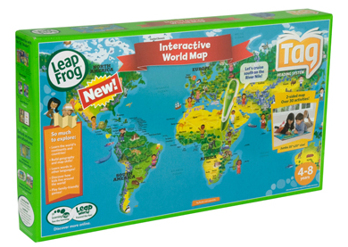 Leapfrog tag reading system interactive world map giveaway nyc leapfrog tag reading system interactive world map giveaway nyc single mom gumiabroncs Gallery