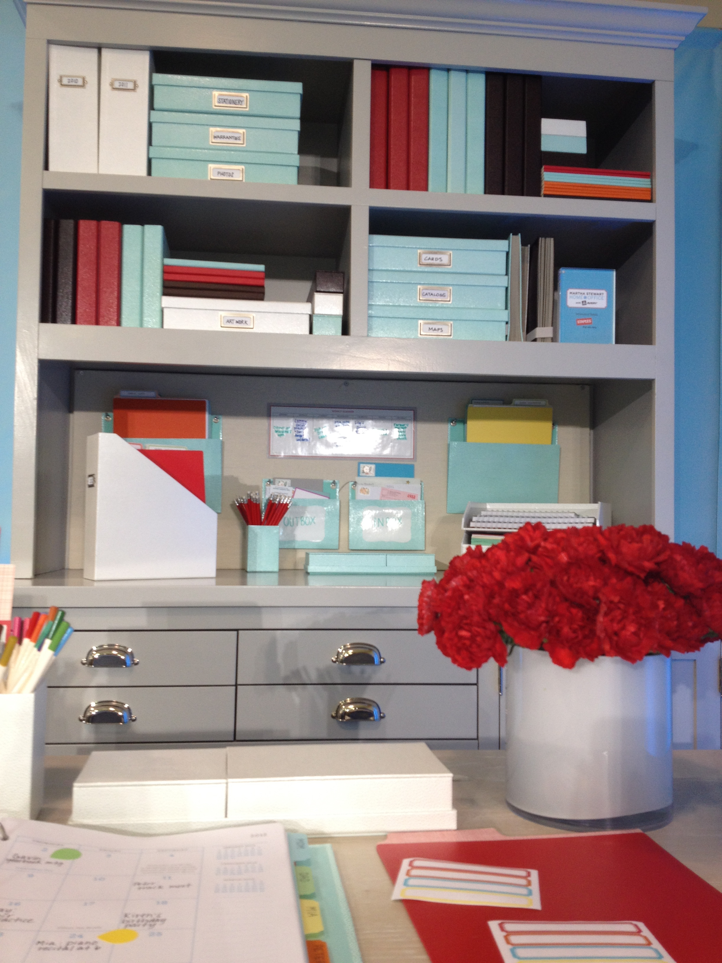 make home office easy with martha stewart home office products with