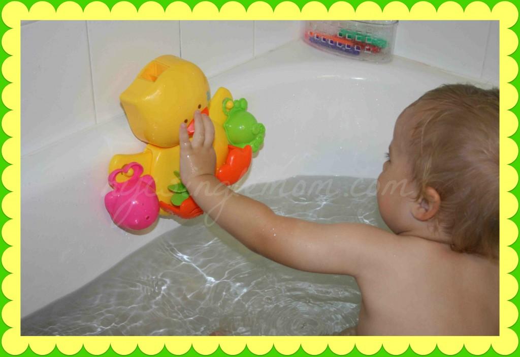 Ducky Spout Bathtub Toy Review