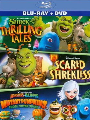 mike myers eddie murphy reese witherspoon dreamworks movies halloween tales for kids