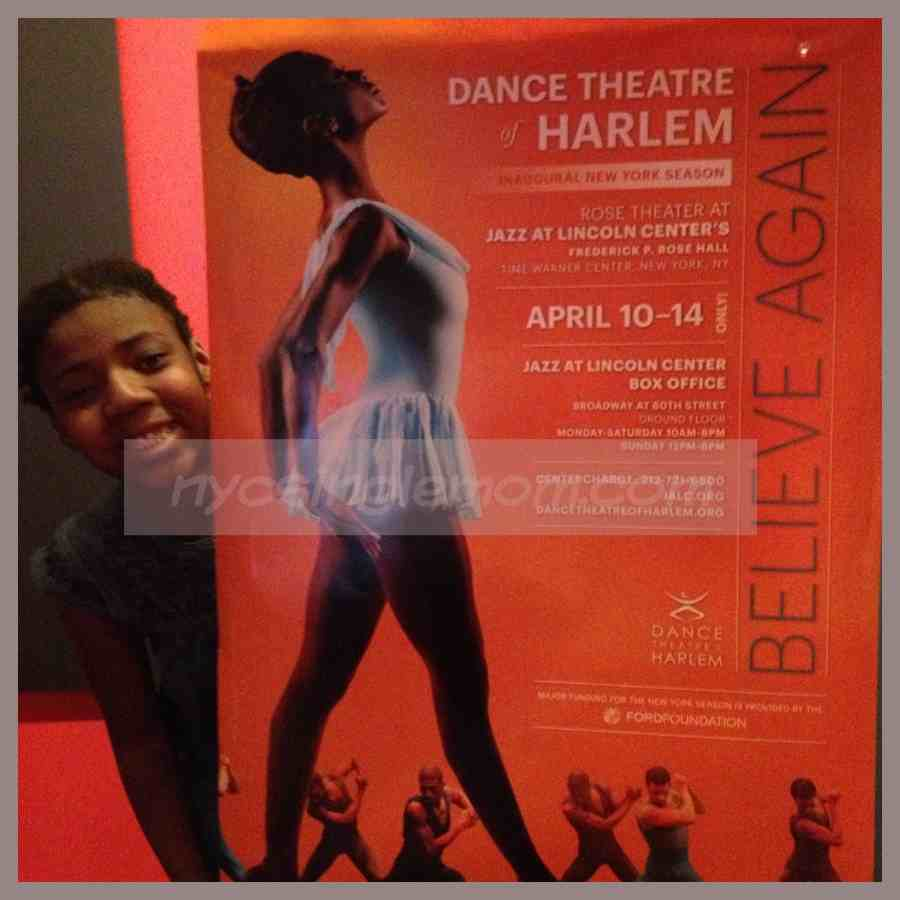 Dance theatre of harlem for Contemporary dance classes nyc