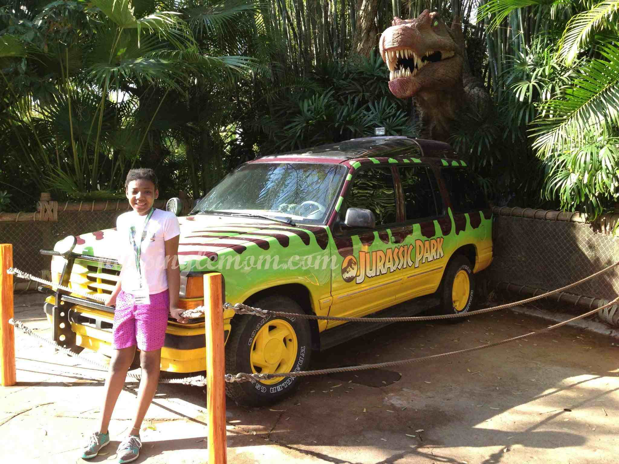 Jurassic Park Universal Studios Orlando