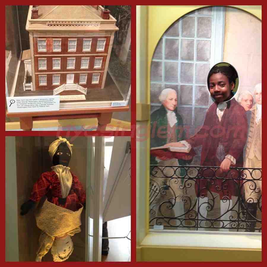 Visiting the New York Historical Society