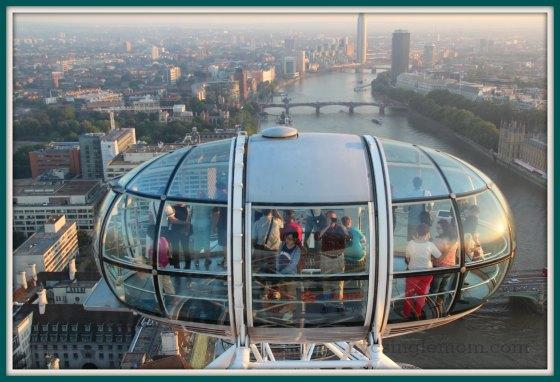 London eye dating