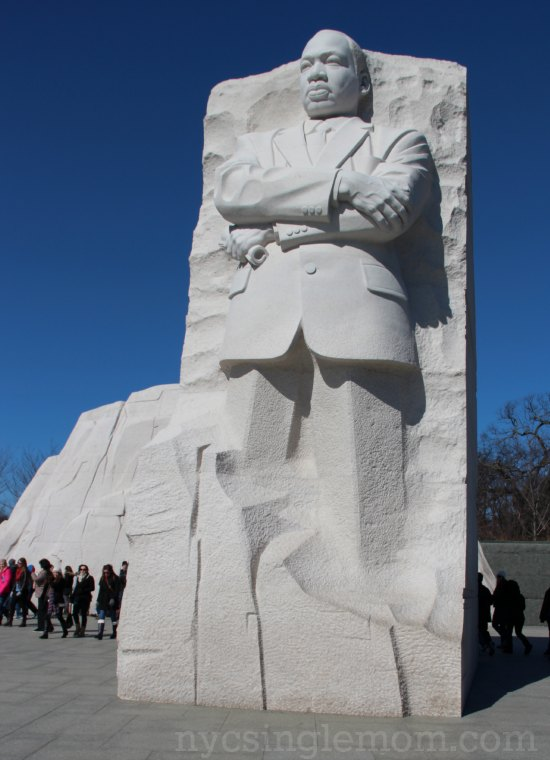 Martin Luther King memorials