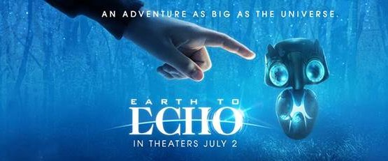 EARTH TO ECHO in Theaters July 2 #EarthToEcho