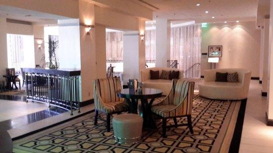 Sheraton Universal Hotel Lobby Photo Sheraton