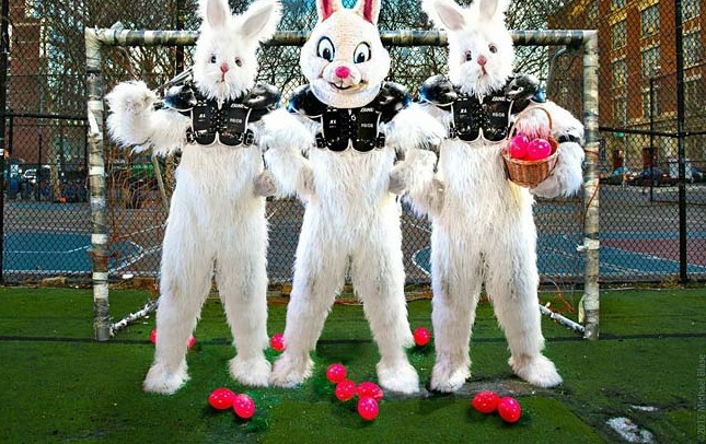 8 Zany Ways to Celebrate Easter Weekend in NYC #EasterActivities #NYC
