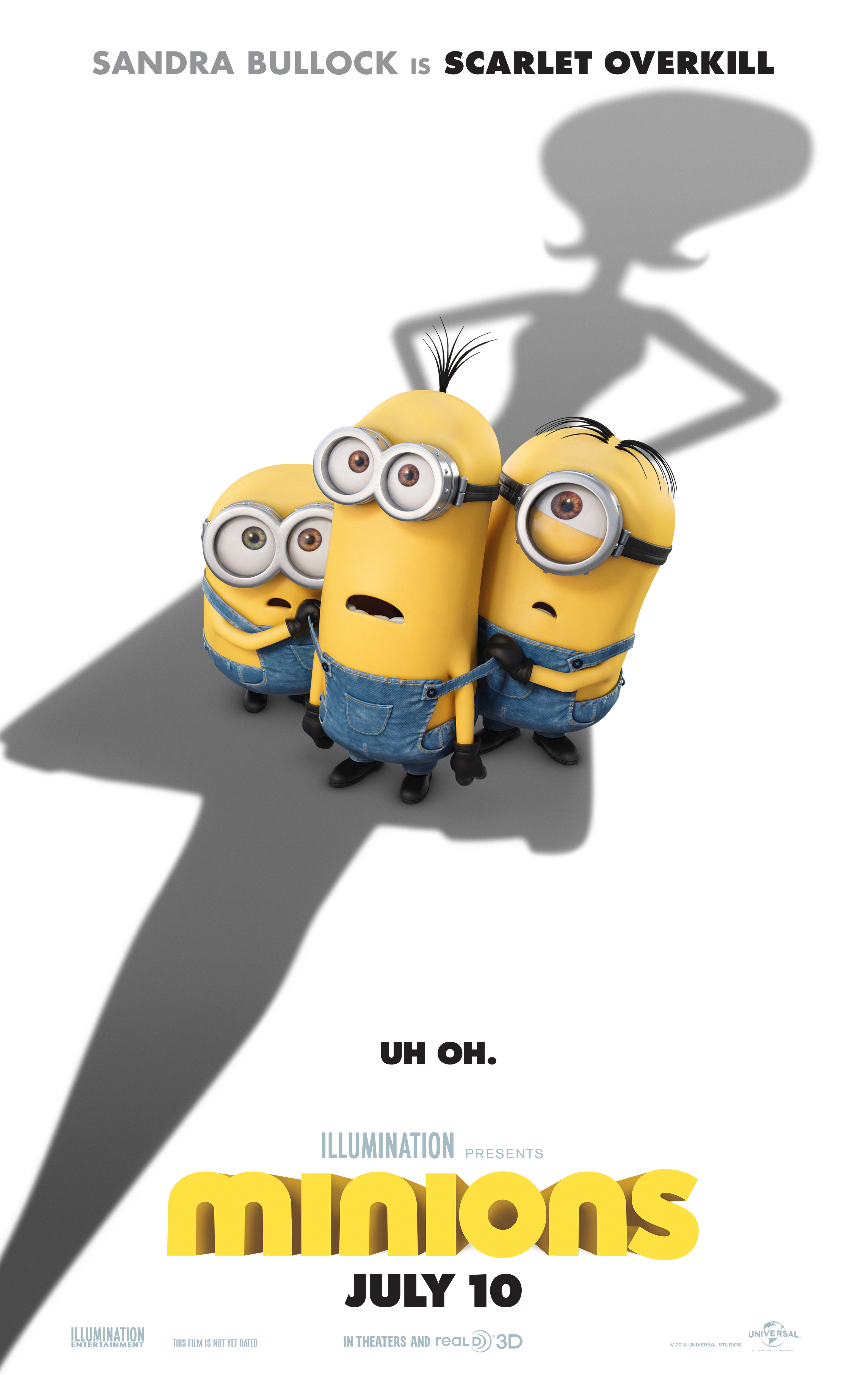 Minions Bringing the Laughter for Kids of all Ages #Minions
