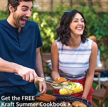 "Free ""Kick Off Your Summer"" Cookbook #CookingUpSummer #Kraft @KraftFoods"