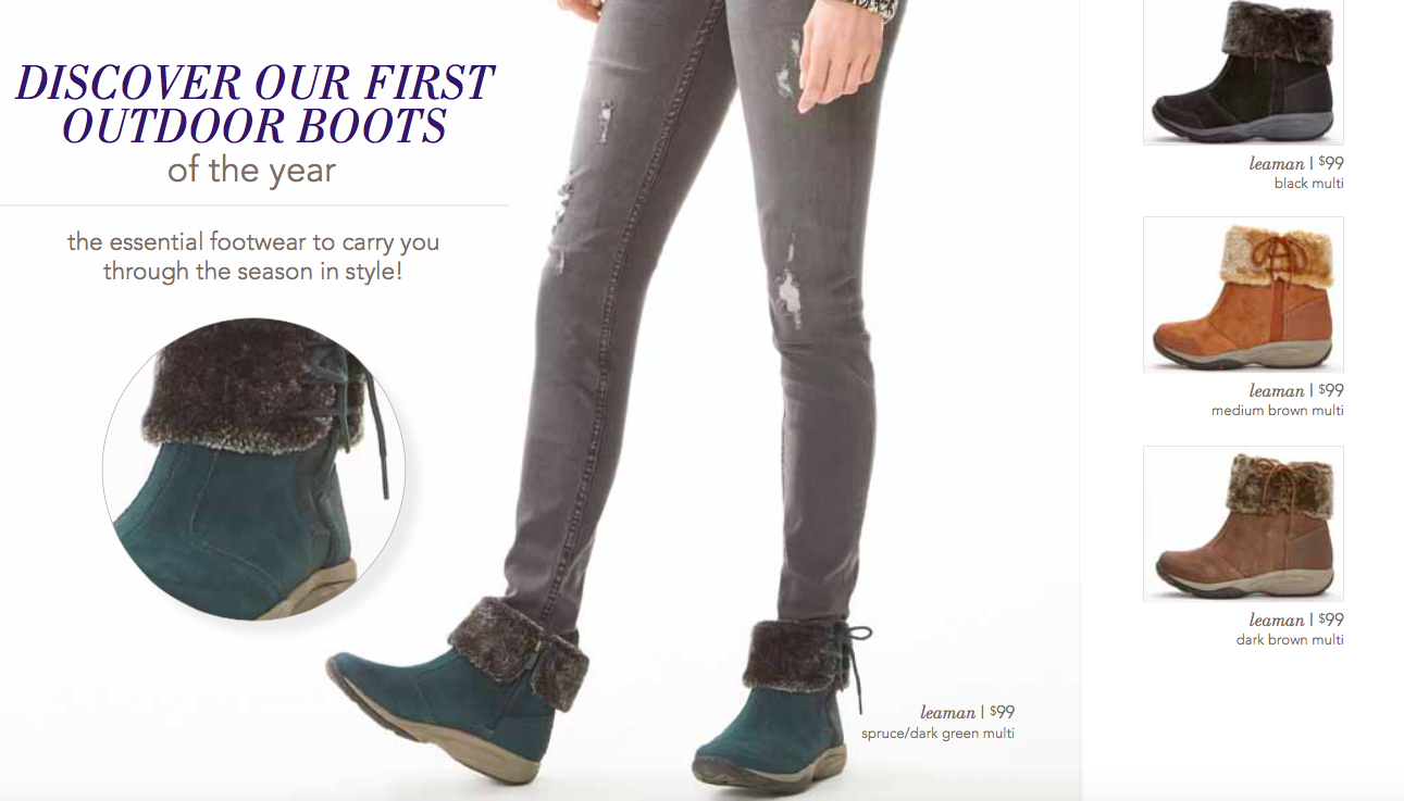 Easy Spirit Looks for Fall @EasySpiritShoes #EasySpiritShoes