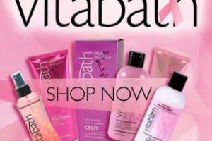 Join @Vitabath Going Pink and Donate to Support Breast Cancer Awareness Organizations And You