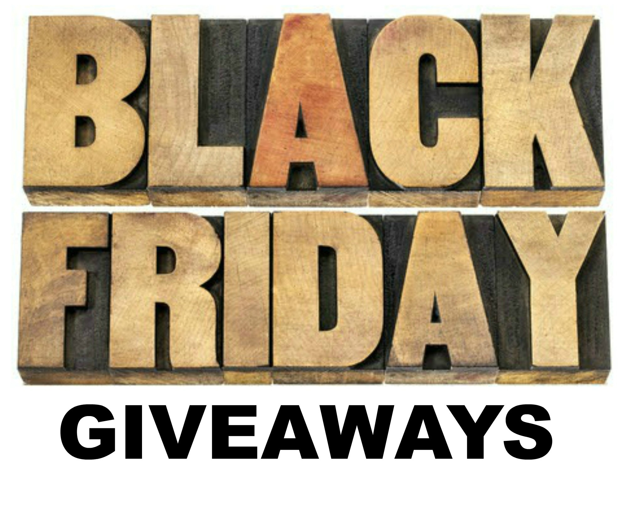 Ama Black Friday Giveaway