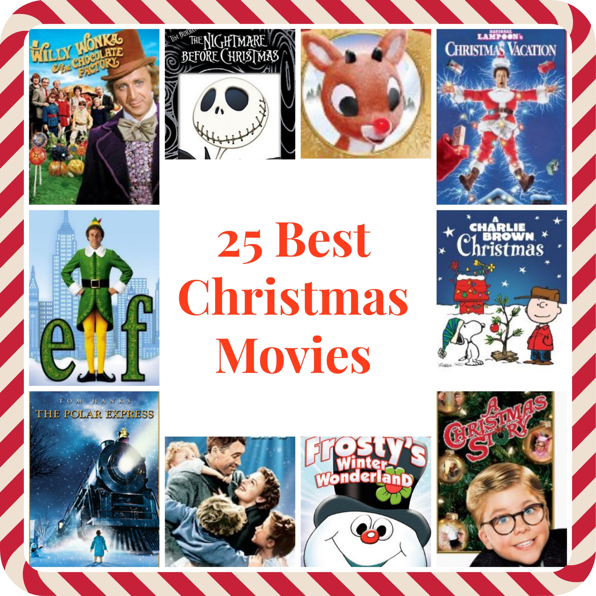 Top 25 Best Christmas Movies #christmasmovies
